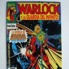 Cómics: WARLOCK Y LA GUARDIA DEL INFINITO Nº 1 - FORUM (MARVEL). Lote 35956887