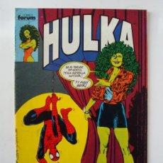 Cómics: HULKA Nº 3 - FORUM (MARVEL). Lote 35966404