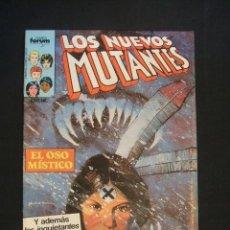 Cómics: LOS NUEVOS MUTANTES - Nº 18 - FORUM -. Lote 69916287