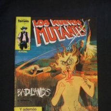 Cómics: LOS NUEVOS MUTANTES - Nº 20 - FORUM - . Lote 35992387