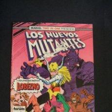 Cómics: LOS NUEVOS MUTANTES - Nº 48 - FORUM - . Lote 35992691