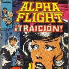 Cómics: ALFHA FLIGHT Nº 6.. Lote 35996607