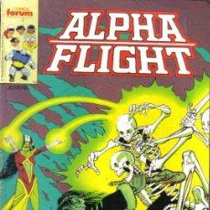 Cómics: ALFHA FLIGHT Nº 34. LITERACOMIC.. Lote 35996616