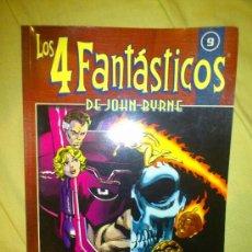 Cómics: LOS 4 FANTÁSTICOS Nº 9 - COLECCIONABLE JOHN BYRNE - FORUM (MARVEL). Lote 36010379