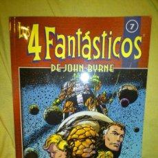 Cómics: LOS 4 FANTÁSTICOS Nº 7 - COLECCIONABLE JOHN BYRNE - FORUM (MARVEL). Lote 36010392