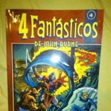 Cómics: LOS 4 FANTÁSTICOS Nº 4 - COLECCIONABLE JOHN BYRNE - FORUM (MARVEL). Lote 36010409