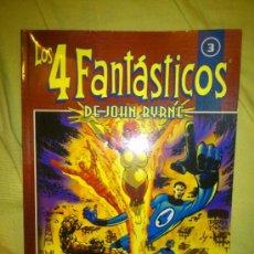 Cómics: LOS 4 FANTÁSTICOS Nº 3 - COLECCIONABLE JOHN BYRNE - FORUM (MARVEL). Lote 36010417