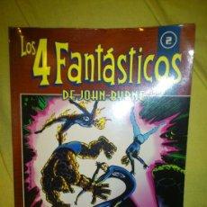 Cómics: LOS 4 FANTÁSTICOS Nº 5 - COLECCIONABLE JOHN BYRNE - FORUM (MARVEL). Lote 36010426