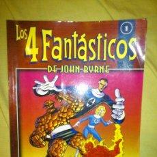 Cómics: LOS 4 FANTÁSTICOS Nº 1 - COLECCIONABLE JOHN BYRNE - FORUM (MARVEL). Lote 36010431