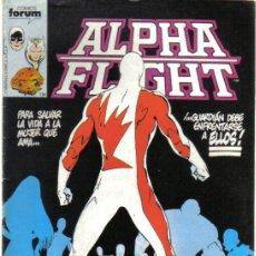 Cómics: ALPHA FLIGHT Nº 7. Lote 36012626
