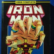 Cómics: IRON MAN VOLUMEN 2 OBRA COMPLETA DE FORUM EN UN TOMO. Lote 39775256