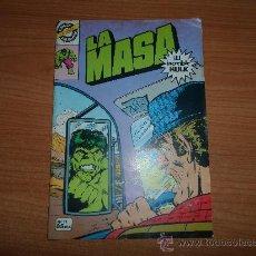 Cómics: LA MASA Nº 11 EDITORIAL BRUGUERA. Lote 36326456