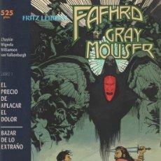 Cómics: FORUMCOL PRESTIGIO 32 - FAFHRD AND THE GRAY MOUSER LIBRO TRES. Lote 36288587
