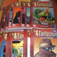 Cómics: LOS 4 FANTASTICOS DE JOHN BYRNE.COLECCION COMPLETA DE 25 TOMOS.. Lote 36354899