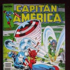 Cómics: CAPITAN AMERICA RETAPADO CON LOS NUMS. 46 AL 50. FORUM. NUEVO. Lote 36370390