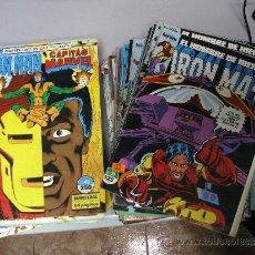 Cómics: IRON MAN VOL. 1 Nº 10 11 13 14 16 17 18 20 21 23 24 25 ¡ LOTE 12 NUMEROS ! MARVEL FORUM. Lote 36403217