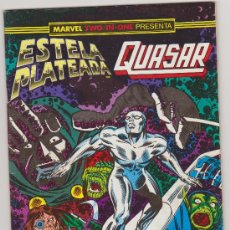 Cómics: MARVEL TWO-IN-ONE ESTELA PLATEADA QUASAR SILVER SURFER Nº24. Lote 36411104