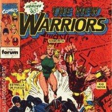Cómics: THE NEW WARRIORS VOL. 1 LOTE DE 34Nº 1-3-4-9-11 A 34-36-37-38-39-42-43. Lote 58526929