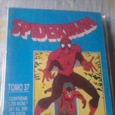 Cómics: SPIDERMAN RETAPADO NºS 261 262 263 264 Y 265. Lote 36446652