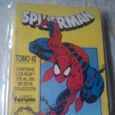 Cómics: SPIDERMAN Nº 276 HASTA Nº 280. Lote 36446764