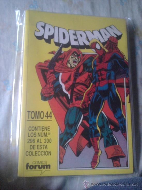SPIDERMAN RETAPADO Nº 296 297 298 299 Y 300 (Tebeos y Comics - Forum - Spiderman)