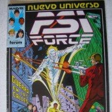 Cómics: PSI-FORCE Nº 2 NUEVO UNIVERSO COMICS FORUM. Lote 36487794