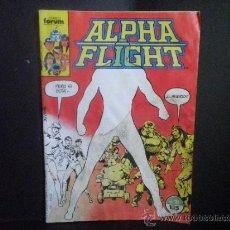 Cómics: ALPHA FLIGHT - Nº 21 - COMICS FORUM. Lote 36489285