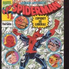 Cómics: SPIDERMAN Nº 272 , 1ª EDICIÓN FORUM. Lote 179529001