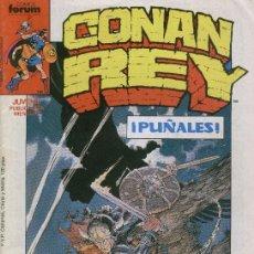 Cómics: CONAN REY Nº 28 ESPECIAL NAVIDAD COMICS FORUM. Lote 36513845