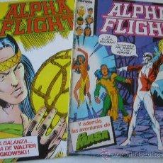 Cómics: LOTE ALPHA FLIGHT Nº 20 Y 26 COMICS FORUM. Lote 36515400