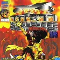 Cómics: LAS NUEVAS AVENTURAS DE LOS X-MEN, VOL. 2 Nº1. Lote 36539964