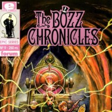 Cómics: THE BOZZ CHRONICLES III (EPIC SERIES Nº9). Lote 36544809