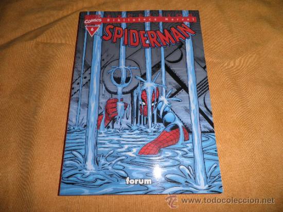 SPIDERMAN BIBLIOTECA MARVEL Nº 6 FORUM (Tebeos y Comics - Forum - Prestiges y Tomos)