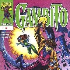 Cómics: GAMBITO, VOL. 3 Nº5. Lote 36550617