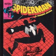 Cómics: SPIDERMAN Nº 187 , 1ª EDICIÓN FORUM . Lote 36560981