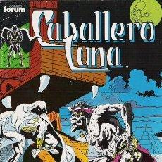 Cómics: CABALLERO LUNA, VOL. 1 [NUMEROS 2, 4 Y 5]. Lote 36640923