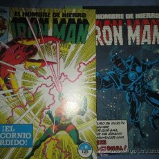 Cómics: IRON MAN NºS 10 Y 11 POSIBILIDAD NÚMEROS SUELTOS. Lote 36614248