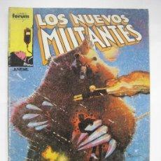 Cómics: LOS NUEVOS MUTANTES Nº 19 . FORUM. Lote 36687492