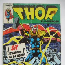 Cómics: THOR VOL.1 Nº 19. FORUM. Lote 36687864
