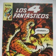Cómics: LOS 4 FANTASTICOS VOL.1 Nº 41. FORUM. Lote 36688200