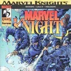 Comics: MARVEL KNIGHJTS Nº 12. Lote 36698183