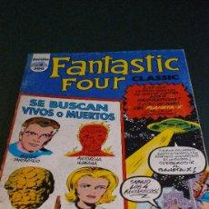 Cómics: FANTASTIC FOUR CLASSIC TOMO 4 FORUM. Lote 36705465