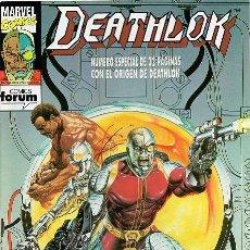 Cómics: DEATHLOK [NUMEROS 1, 2, 4]. Lote 36772940