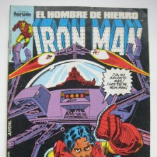 Cómics: IRON MAN Nº 21 VOL. 1. FORUM. Lote 36776266