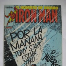 Cómics: IRON MAN Nº 31 VOL. 1. FORUM. Lote 36776401