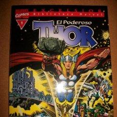 Cómics: EL PODEROSO THOR Nº1 – EXCELSIOR BIBLIOTECA MARVEL – FORUM. Lote 36803464