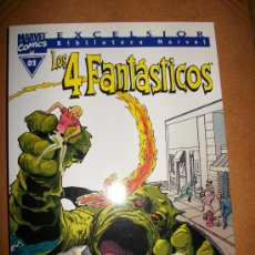 Cómics: LOS 4 FANTASTICOS Nº 01 – 4F – EXCELSIOR – BIBLIOTECA MARVEL – FORUM. Lote 36803596