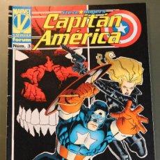 Cómics: CAPITAN AMERICA 3 VOLUMEN 3 FORUM. Lote 36814628