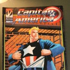 Capitan America 7 volumen 3 Forum