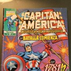 Cómics: CAPITAN AMERICA CENTINELA DE LA LIBERTAD 7 FORUM. Lote 36824247